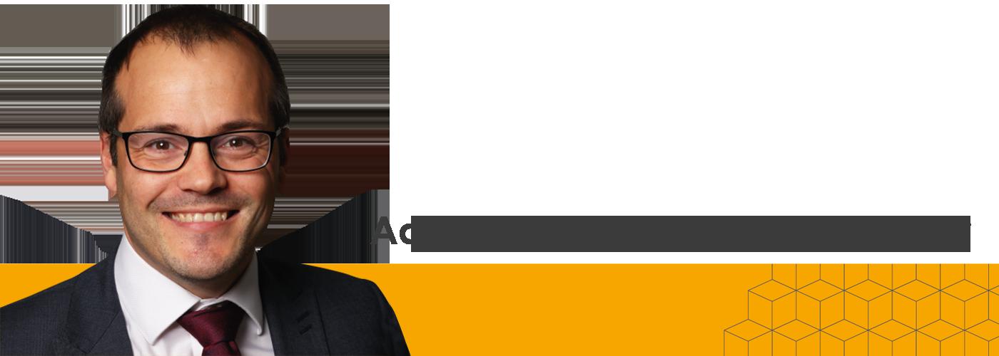 Adam Davis - Managing Director